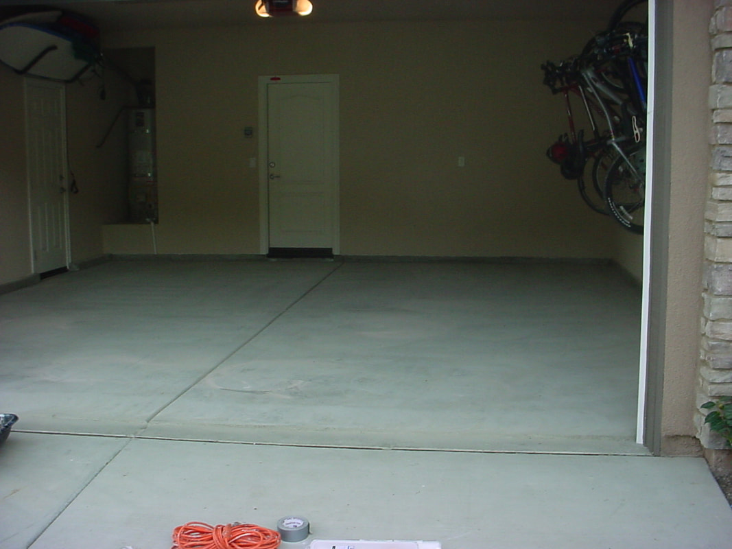Epoxy Concrete Coatings Irvine Epoxy Garage Flooring