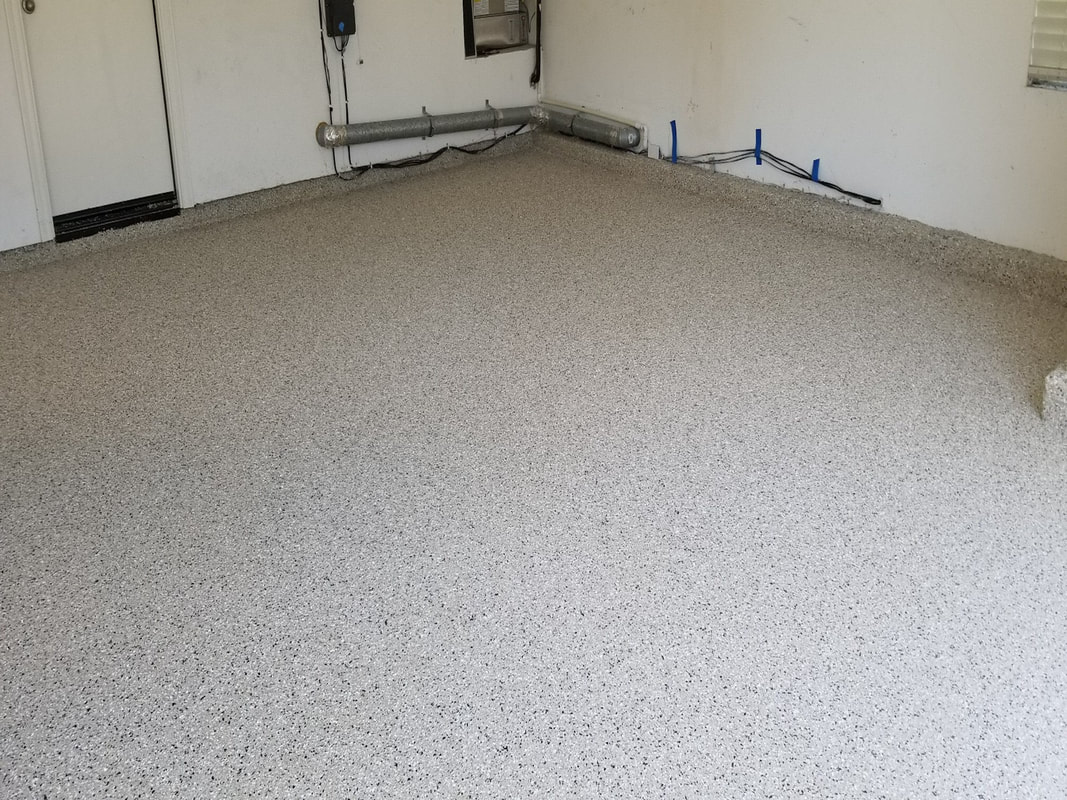 Commercial Epoxy Flooring Orange County Garage Floors 1